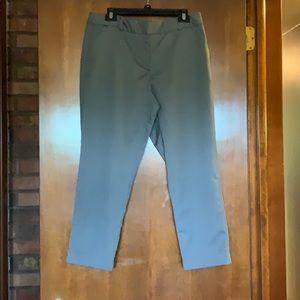 Worthington ankle pants 12S